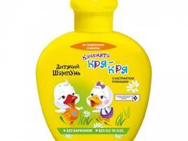 Детские шампуни
