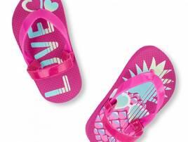 Пляжная детская обувь