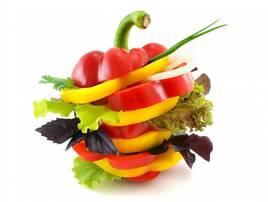 Овощи и смеси овощные замороженные