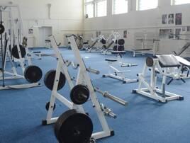 Оборудование для спортивных учреждений
