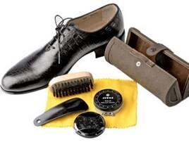 Засоби догляду за взуттям