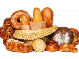 Разные хлебобулочные изделия