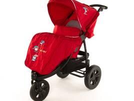 Трехколесные детские коляски