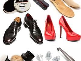 Средства ухода за обувью, общее