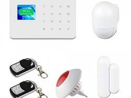 Комплектуючі до систем охоронної сигналізації