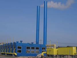 Водогрейное и отопительное оборудование промышленное