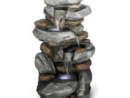 Фонтаны из камня