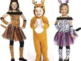 Новорічні та карнавальні костюми для дітей