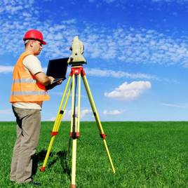 Geodetic surveying and geology