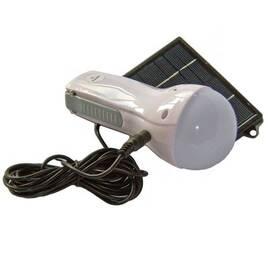Лампы на солнечных батареях