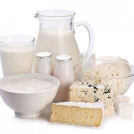 Різні молочні продукти