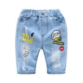 Брюки та джинси для хлопчиків