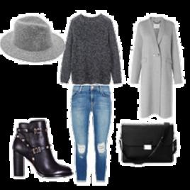 Різний жіночий одяг