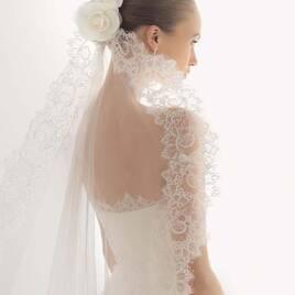 Фаты свадебные