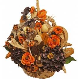 Сухие цветы и композиции из них