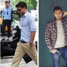 Разная мужская одежда