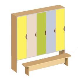 Разная мебель для дошкольных заведений