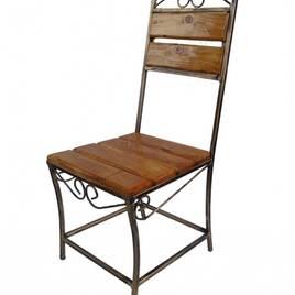 Ковані крісла та крісла-гойдалки