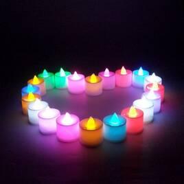 Електронні свічки