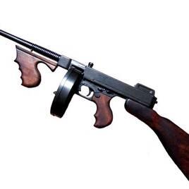 Макеты огнестрельного оружия