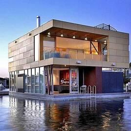 Недвижимость на воде