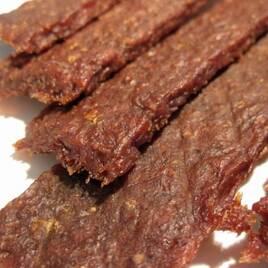 Сушеное и сублимированное мясо