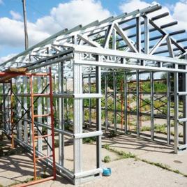 Готові будівельні конструкції