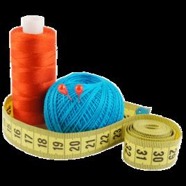 Швейні матеріали та фурнітура