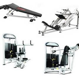 Спортивне обладнання та тренажери