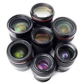 Оптика для фотокамери