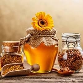 Продукти і сировина бджільництва