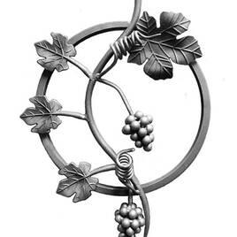 Декоративне лиття з металу