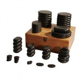 Базальтовые камни для массажа