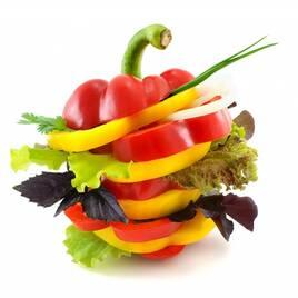 Овочі та суміші овочеві заморожені