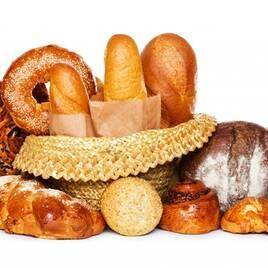 Різні хлібобулочні вироби