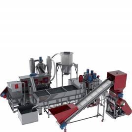 Обладнання для обробки полімерних матеріалів