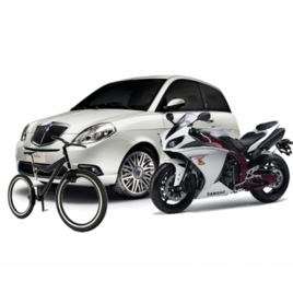 Авто-, мото-, велотранспорт