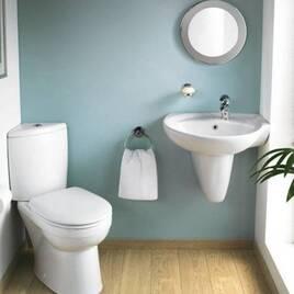 Ванна та туалет