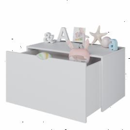 Ящики и комоды для игрушек