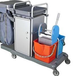 Візки готельні, сервісні і багажні