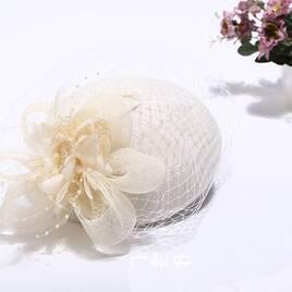 Головные уборы свадебные