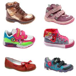 Дитяче взуття, загальне
