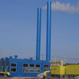 Водогрійне та опалювальне обладнання промислове