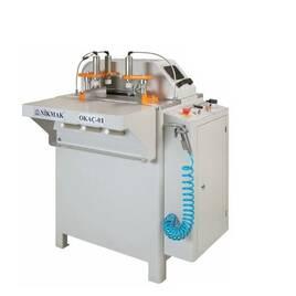 Обладнання для виробництва ПВХ, металопластикових конструкцій