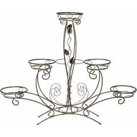 Кованая мебель и детали интерьера