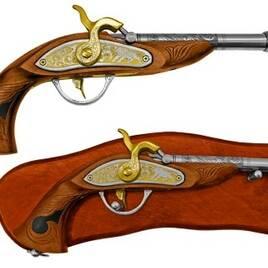Сувенірна, подарункова зброя