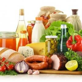 Пищевые продукты и напитки