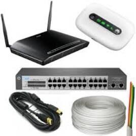Різне мережеве обладнання