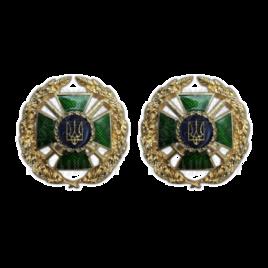 Фурнітура для військової форми та розпізнавальні знаки