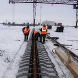 Строительство мостов и дорог
